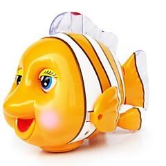 Aufziehbare Spielsachen Fische Kunststoff keine Angaben 1-3 Jahre alt