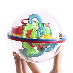 Magischer Ball Bildungsspielsachen Kreisförmig Kunststoff Jungen Mädchen
