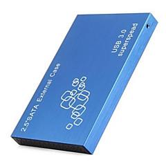 2,5-Zoll-Support 2000g Festplatte ultra-dünne schraubenfreie usb3.0 mobile Festplatte Box