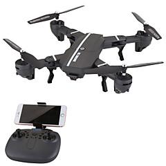 Drone 8807W 4-kanaals 6 AS Met 720P HD-camera Wide Angle Camera FPV Terugkeer Via 1 Toets Headless-modus 360 Graden Fip Tijdens Vlucht