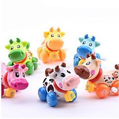 Brinquedos de Corda Touro Animal Plásticos Não Especificado todas as Idades