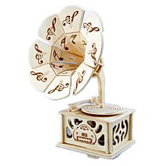 Musikk boksen Grammofon