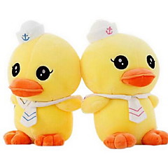 צעצועים ממולאים בובות צעצועים ברווז חיה לא מפורט חתיכות