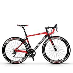 Cruiser Bikes Pyöräily 21 Nopeus 26 tuumaa/700CC Shimono Levyjarru Ei vaimennusta Liukkauden esto Alumlinlseos Hiilikuitu + EPS Aluminum