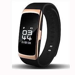 Pulseira Inteligente iOS Android Impermeável Calorias Queimadas Pedômetros Tora de Exercicio Monitor de Batimento Cardíaco Sensível ao