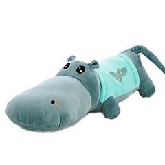 צעצועים ממולאים בובות צעצועים סוס היפופוטם חיה לא מפורט חתיכות