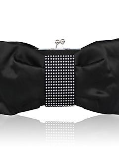 prachtige zijden avond handtassen / klauwen meer kleuren beschikbaar