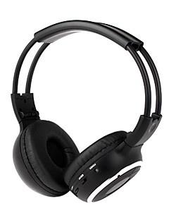 2-Channel Infrared Stereo  Wireless Headphone IR-2011D