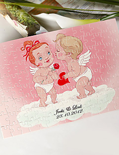 personalisierte Puzzle - lovely angel