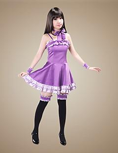 Cosplay Costume Inspired by Vampire Knight Yuki Kuran Evening Dress