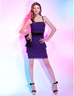 PEPITA - kjole til cocktail i chiffon