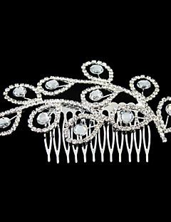 Ženy Malé družičky Slitina Přílba-Svatba Zvláštní příležitost Hřebeny na vlasy