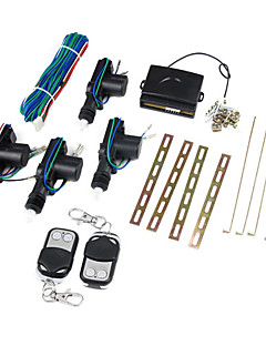 Universal Car Central Locking 4 Door Lock System