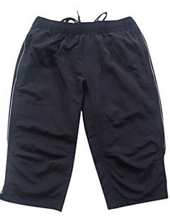 JAGGAD® לגברים אופניים נושם / ייבוש מהיר מכנסיים קצרים רחבים / מכנסיים קצרים / תחתיות 100% פוליאסטר אביב / קיץ / סתיורכיבה על