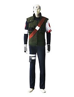 hatake Sakumo traje de cosplay