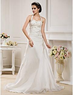 ATHENS - Kleid für die Braut aus Tafft
