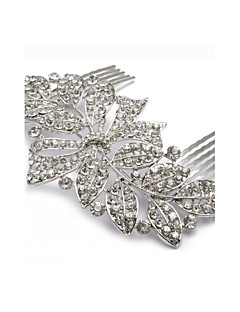 Women's Alloy Headpiece-Wedding Special Occasion Outdoor Hair Combs