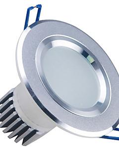 Plafonniers Blanc Chaud Encastrée Moderne 5 W LED Haute Puissance 525 LM AC 100-240 V