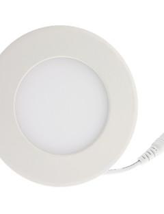 Plafonniers Blanc Chaud 4 W 4 LED Haute Puissance 360 LM 3500K K AC 85-265 V