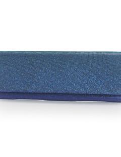 Shining Satin Evening Handbag / Clutches (Flere farver)