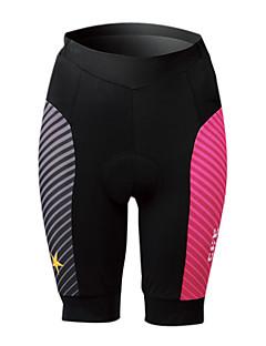 SPAKCT® מכנס קצר מרופד לרכיבה לנשים אופניים נושם / ייבוש מהיר / חדירות ללחות / רצועות מחזירי אור / 3D לוח מכנסיים קצרים / תחתיותספנדקס /