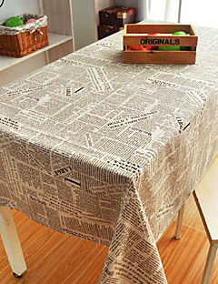 linge de table de style journal