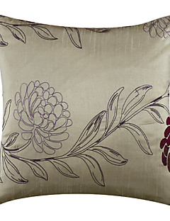 Moderne Polyester Broderie Coussin Couverture décoratif