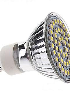 2W GU10 Spot LED MR16 48 SMD 3528 120 lm Blanc Naturel AC 100-240 V