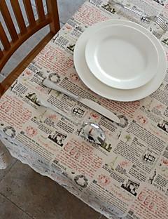 Rétro Tissu Scenic Linge de Table