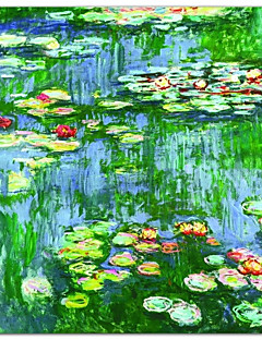 Nénuphars (Nymphéas), c.1916 par Claude Monet célèbre Reproduction