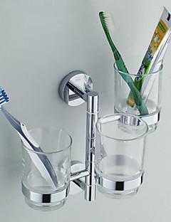 Fürdőszoba Hardver Bronz kupa fogkefe pohártartó