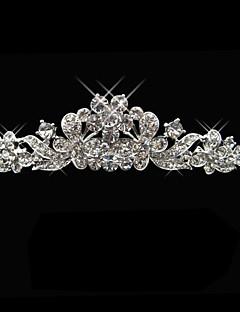 Dame Rhinestone / Legering Headpiece-Bryllup / Spesiell Leilighet Diademer Som På Bildet