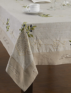 Pays Beige linges de table floral
