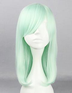 Lolita Wigs Sweet Lolita Lolita Medium Light Green Lolita Wig 50 CM Cosplay Wigs Solid Wig For Women