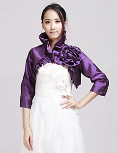 신부 자켓 / 결혼식 포장의 Gorgepus 3 / 4 소매 태 피터 특별한 날 어머니 (색상 선택)