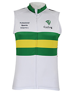 KOOPLUS® Cycling Vest Women's / Men's / Unisex Sleeveless Bike Breathable / Quick Dry / Waterproof Zipper / Front Zipper / Wearable