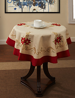 "Diam33 ""style Beige Nappe Floral moderne"