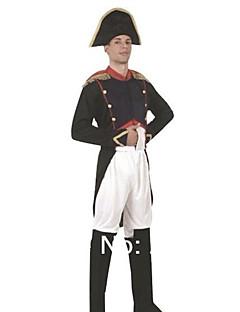 Adultos swallowtailed Brasão Napoleão Terno dos homens Halloween Costume