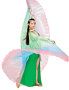 Graceful Performance Polyester Belly Dance Isis Wing For Ladies
