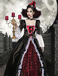Elite Vampiress of Versailles Adult Costume(2Pieces)