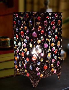 Piazza Comodino / Table Lamp Art Handmade splendida retrò
