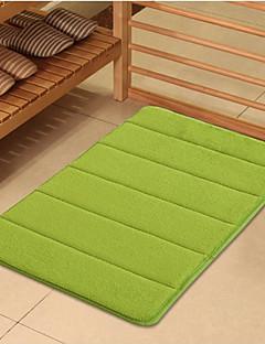 "Badmat Memory Foam Green 20x31 """