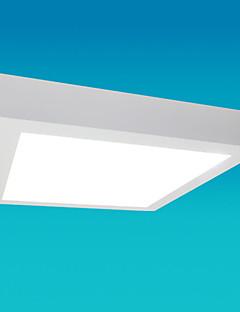 Painel de LED, 30 Light, Moderno Praça Alumínio PC Fundição