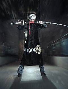"""""""Cirujano de la muerte"""" trafalgar law 2 años más tarde capote cosplay"""