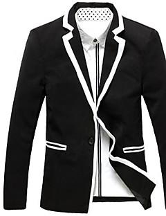メンズクラシック韓国風ブレザースリムスーツ