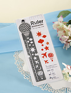 Luftballon Design Ruler / Bookmark