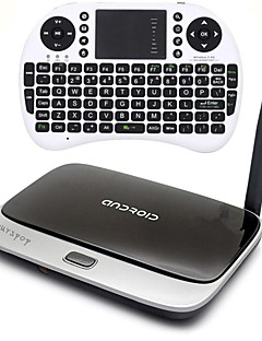 Ourspop MK823 +i8 Air Mouse Quad-Core Android 4.2 Google TV Player Wi-Fi HDMI (2GB RAM 8GB ROM)