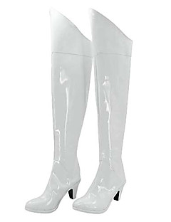 Miss Monochrome Cosplay Boots