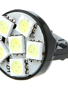 7443 T20 6 5050 SMD LED Car Tail Brake Stop Turn Light Bulb Lamp