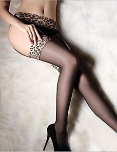 Dámská Bud Silk projevit soustrast pás Sexy punčochy